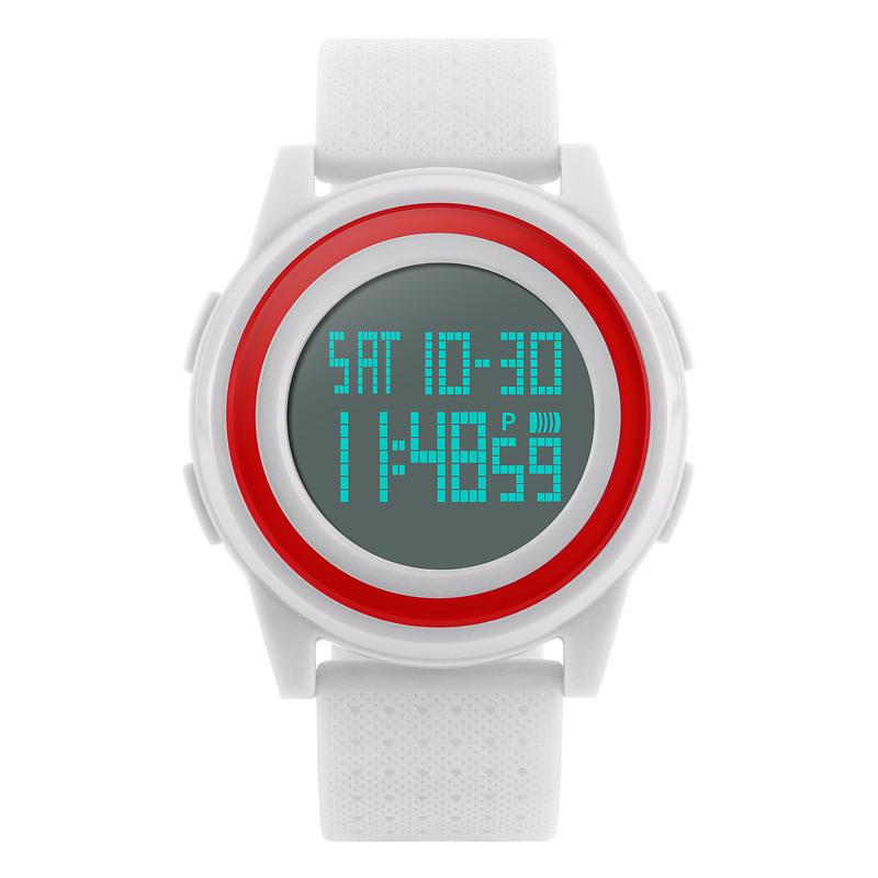 Đồng hồ điện tử Skmei màn hình phẳng siêu mỏng