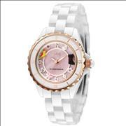 Đồng hồ dây gốm nữ Mini MN1095