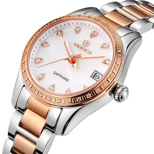 Đồng hồ nữ Automatic sang trọng Vinoce V633240L  quý phái