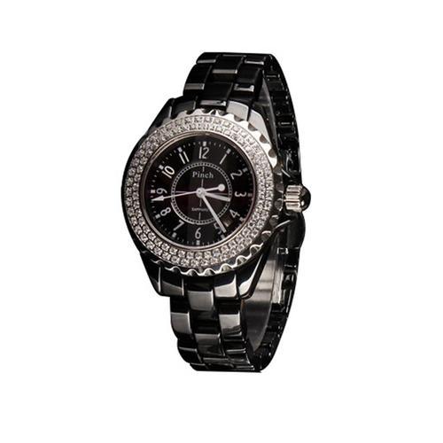 Đồng hồ nữ gắn pha lê đẹp Pinch 1881B