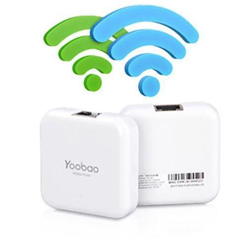 Thiết bị router phát wifi cầm tay Yoobao YB801