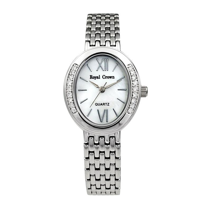 Đồng hồ nữ máy quart Royal Crown 6309S