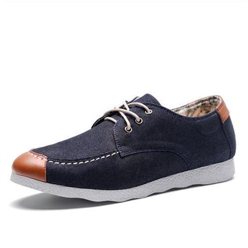 Giày vải nam Simier 6719 phong cách cá tính