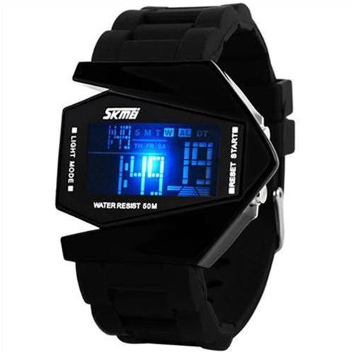 Đồng hồ LED Skmei SK-0817 chiến đấu cơ