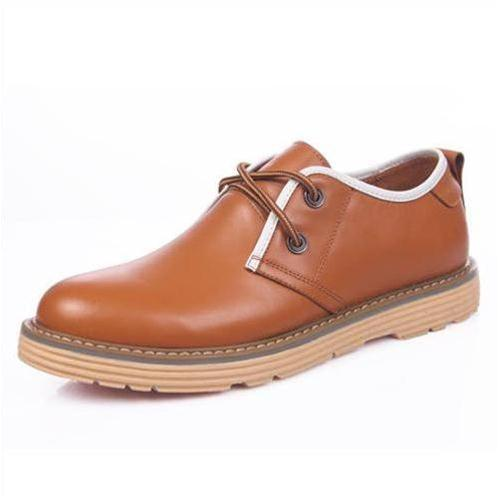 Giày da nam Simier phong cách doanh nhân - Đế kếp (A09-1)