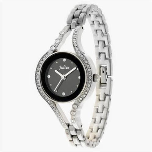 Đồng hồ nữ đính đá cao cấp Julius JA492