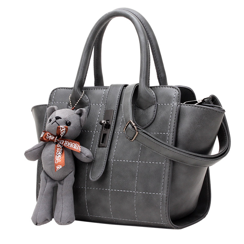 Túi trapeze gấu Teddy K&K