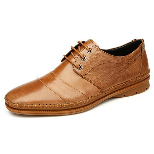 Giày da nam Olunpo QABA1410