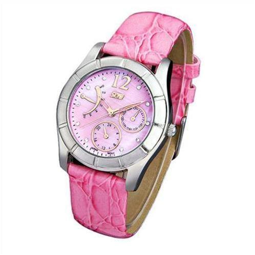 Đồng hồ nữ Skmei 6911 thời trang cao cấp