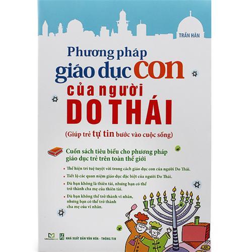Phương pháp giáo dục con của người do thái