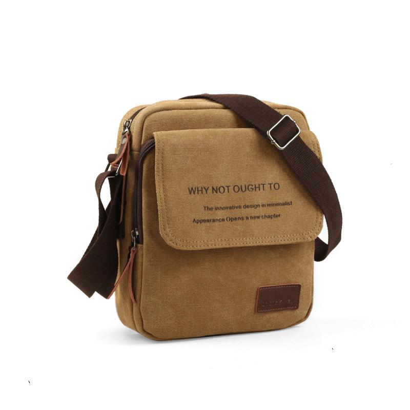 Túi đeo chéo Moyi nắp túi lật