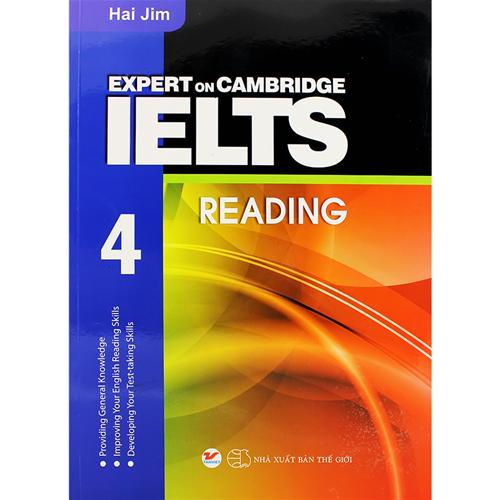 Expert on Cambridge Ielts Reading 04