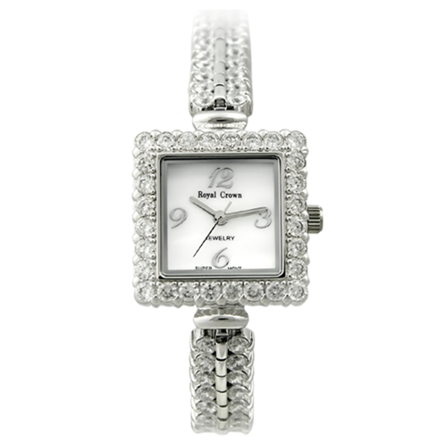 Đồng hồ lắc tay nữ thời trang Royal Crown 3808