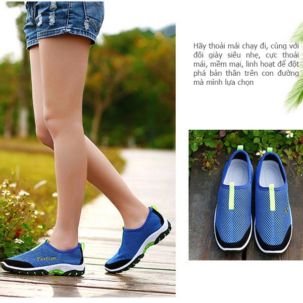 Giày lưới nữ Mandevour