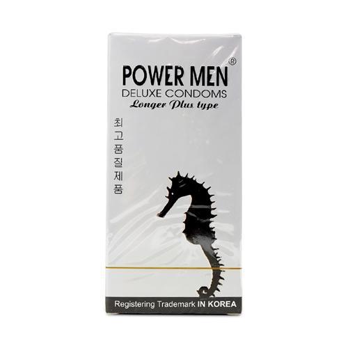 Bao cao su kéo dài quan hệ Power Men Longer Plus Type