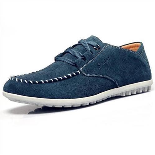 Giày da nam Simier phong cách Hàn Quốc - Đế hạt đậu