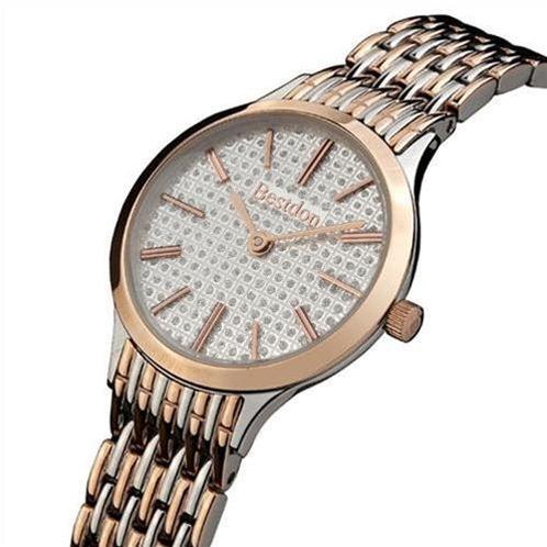 Đồng hồ nữ Bestdon Pha Lê Trắng