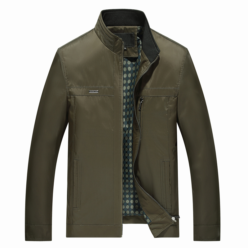 Áo jacket nam thu đông Sunsus phong cách quân đội