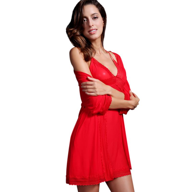Bộ váy ngủ nữ Suzle phong cách Mỹ Latinh