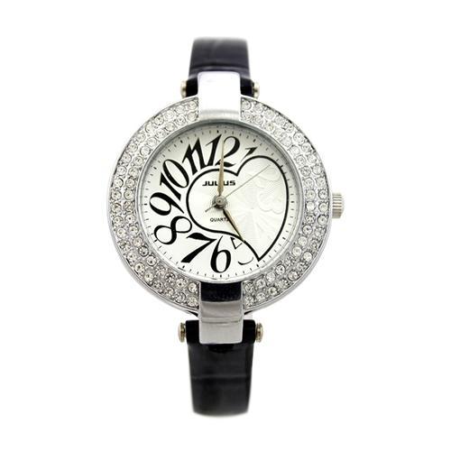 Đồng hồ nữ viền đính đá julius- Korea JA-312