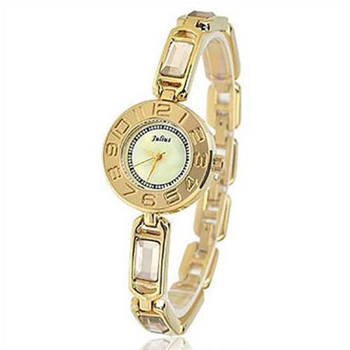 Đồng hồ lắc tay nữ Julius JA-705