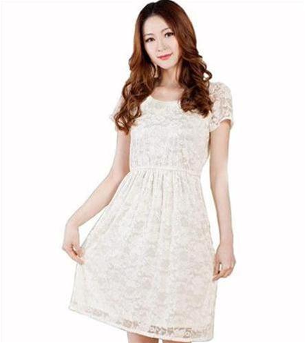 Váy ren Tiểu Thư Ngọt Ngào