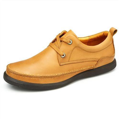 Giày da nam Olunpo QFR1401 dễ phối đồ
