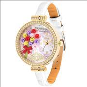 Đồng hồ nữ Mini MN977 Hoa hồng tình yêu