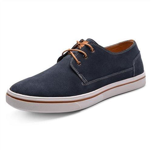 Giày nam Simier 6716 mặt trong da thuộc