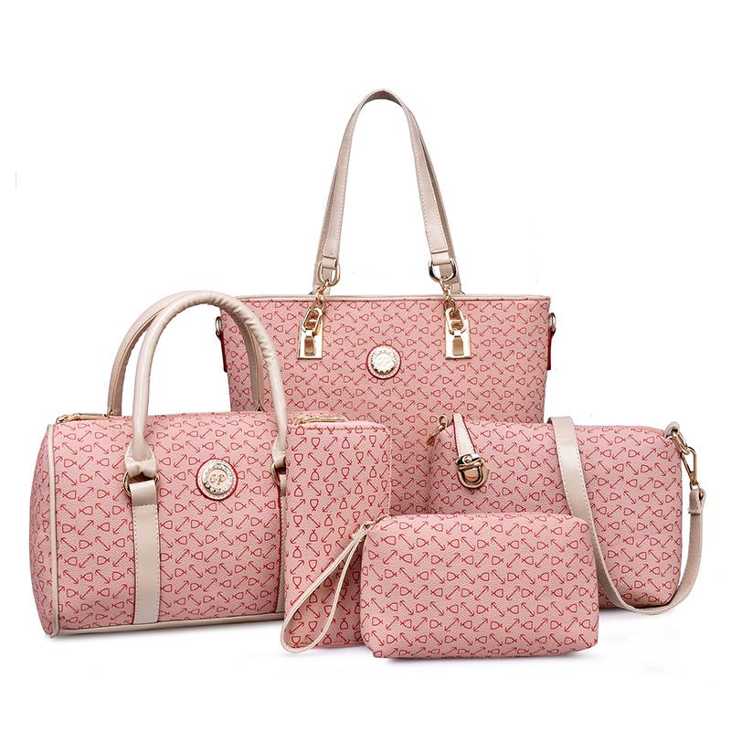 Combo 5 túi xách nữ SHYNA style Âu Mỹ