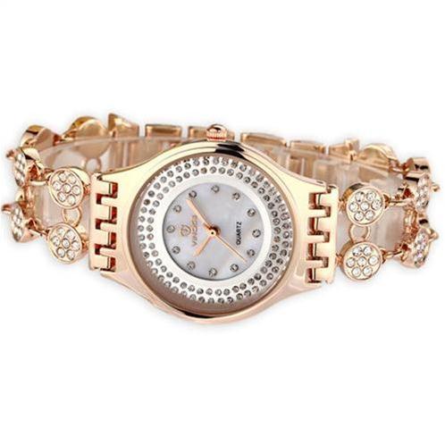 Đồng hồ hiệu nữ Vinoce 6353 lắc tay thời trang sành điệu