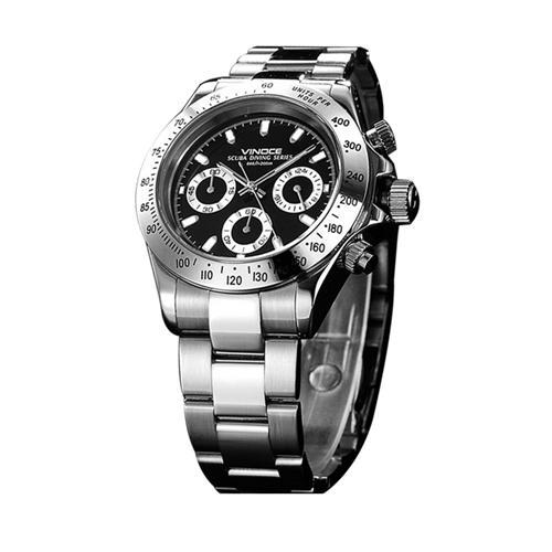 Đồng hồ nam  Vinoce V6331111 tinh xảo