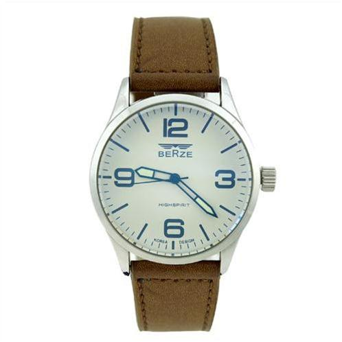 Đồng hồ nam Julius BT168M dây da lộn