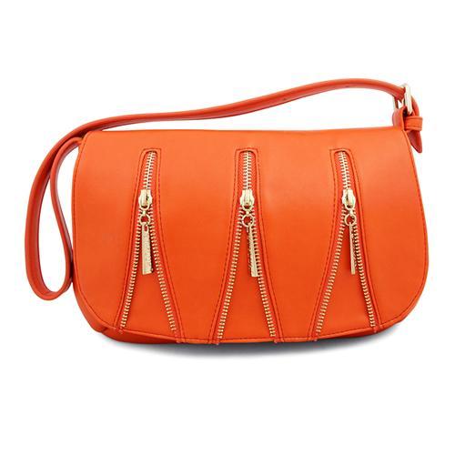 Túi nữ đeo vai 3 khóa Styluk MK037 thời trang