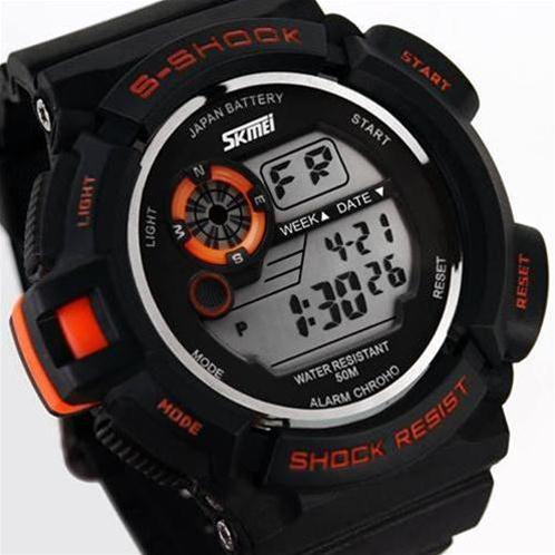 Đồng hồ điện tử nam Skmei 0939 chính hãng