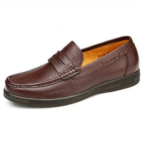 Giày da nam Olunpo QMB1402 tinh tế
