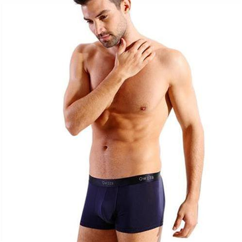 Combo bộ 3 quần lót boxer brief nam OWZZA