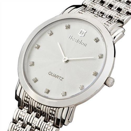 Đồng hồ nam Bestdon phong cách thanh lịch (Mặt trắng (N1))-BD0020-1