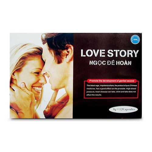 Thực phẩm chức năng hỗ trợ sinh lý Love Story (Ngọc Đế Hoàn)