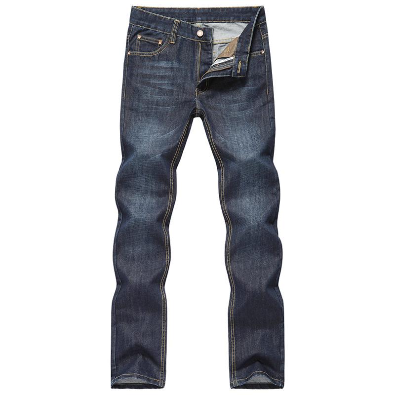 Quần Jeans nam ống đứng W&G