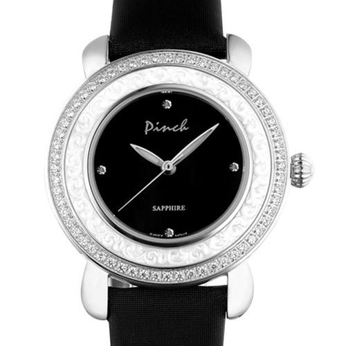 Đồng hồ nữ Pinch L613-P11L kim dạ quang đẹp