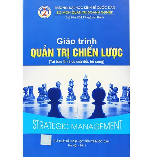 Giáo trình Quản trị chiến lược