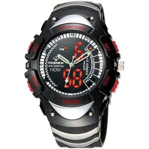 Đồng hồ thể thao PASNEW LED-008  chính hãng