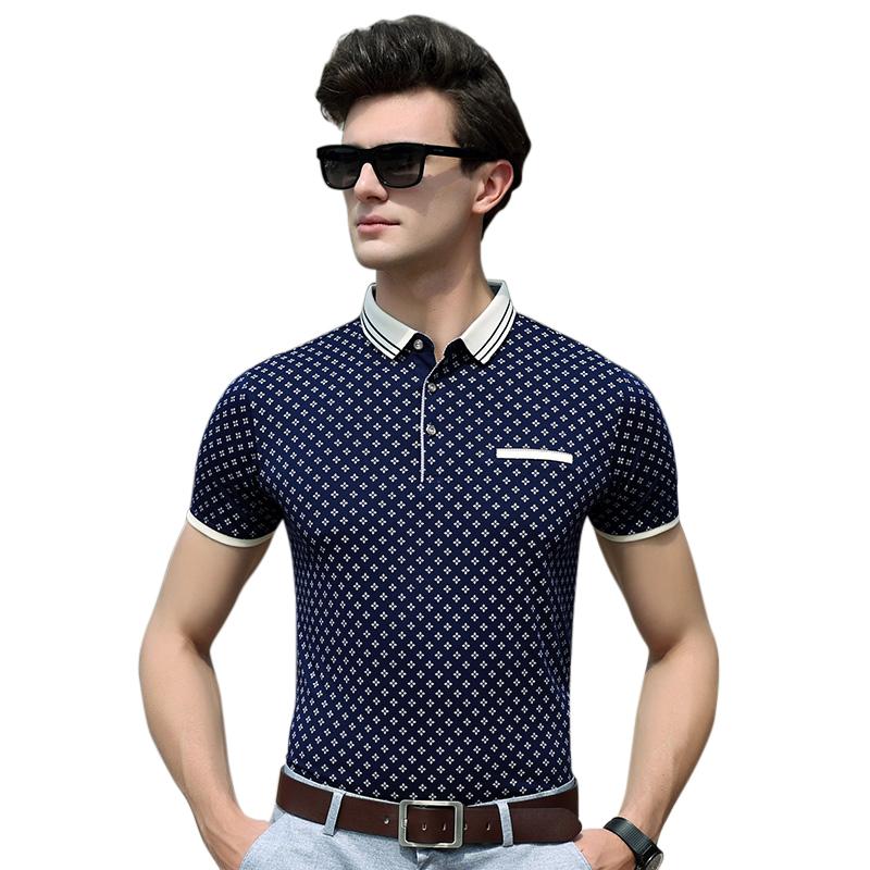 Áo T-shirt nam ngắn tay floral Sunsus