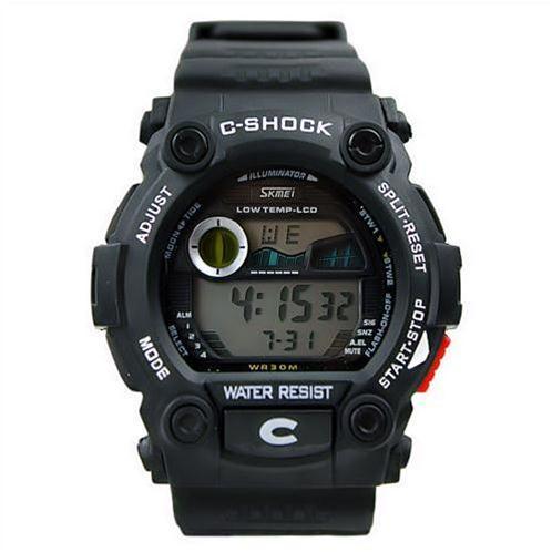 Đồng hồ điện tử SKMEI 0907