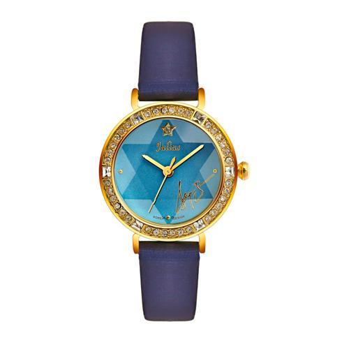 Đồng hồ nữ Hàn Quốc đính đá Julius JA-823B