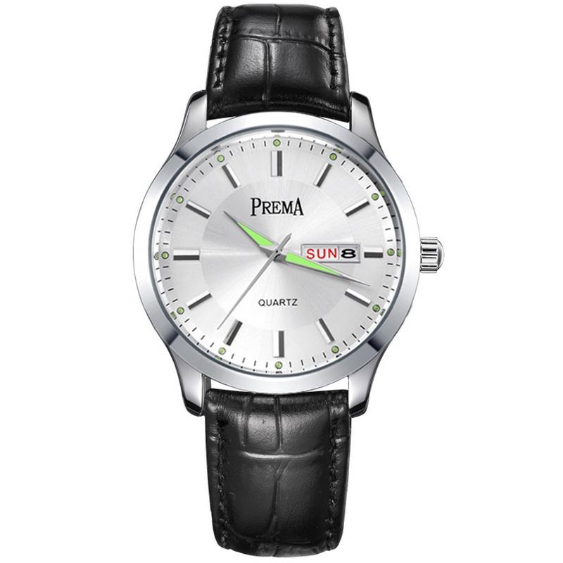 Đồng hồ nam Prema phong cách cổ điển