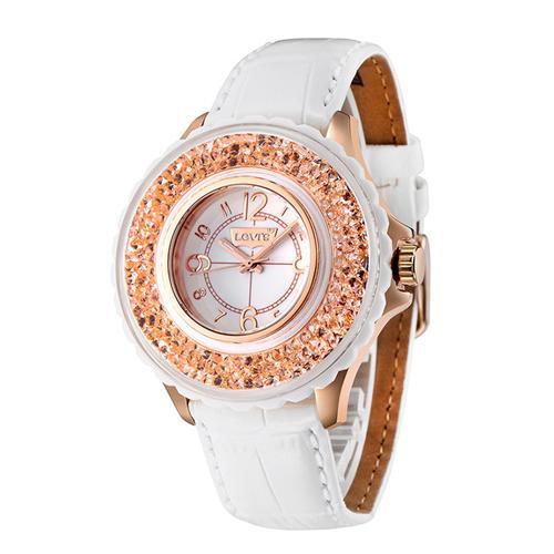 Đồng hồ nữ Levis LTH14 mặt đá tinh xảo