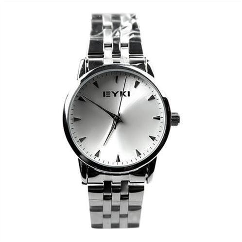 Đồng hồ nữ Eyki EET8603AL mặt tròn phóng khoáng