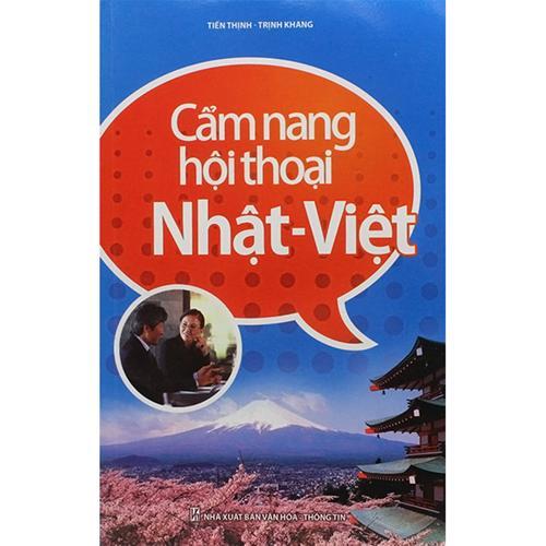 Cẩm nang Hội thoại Nhật - Việt